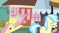 Pegasus Angel gets yanked to the ground S9E18