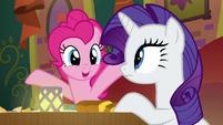 "Pinkie Pie ""just kablammed us"" S6E12"