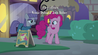 """Pinkie Pie """"your hilarious delivery"""" S8E3"""