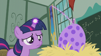 S5E25 Twilight nie dostaje się do szkoły magii