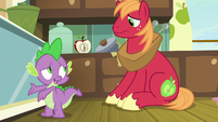 """Spike """"this is an emergency, right?"""" S8E10"""
