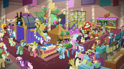The Daring Do convention S6E13.png