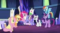 "Twilight ""something important to tell us"" S9E14"