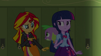 """Twilight and Sunset """"and her little dog too"""" EG"""