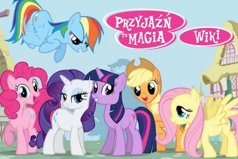 My Little Pony Przyjaźń to magia Wiki