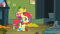 Apple Bloom 'Oh yeah' S3E4