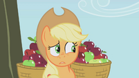 Applejack no way! S01E04