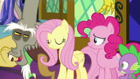 """Discord """"one of us should probably"""" S9E1"""
