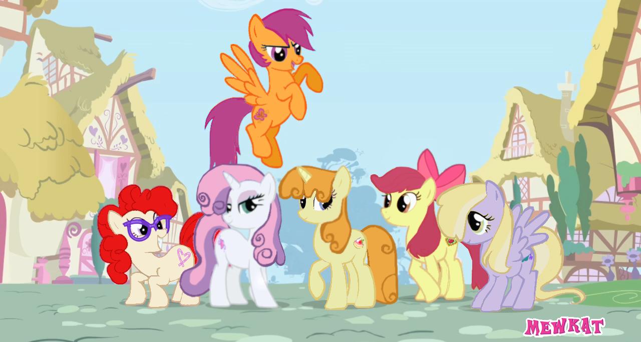 User Blog Mewkat14 Think About It Next Main Six P My Little Pony Friendship Is Magic Wiki Fandom Scootaloo of my little pony: my little pony friendship is magic wiki