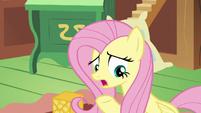 """Fluttershy """"Princess Celestia's taking us"""" S6E17"""