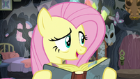 """Fluttershy """"we can probably skip this one"""" S7E20"""