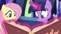 Fluttershy -What is it, Twilight-- EG2