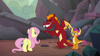 """Garble """"if the other dragons ever found out"""" S9E9"""