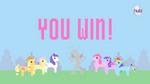 Hub Promo - 8 bit commercial You Win