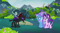 Pharynx -they were lurking on our grounds!- S7E17