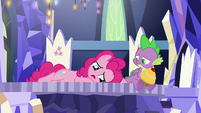 "Pinkie Pie ""I don't even have one"" S9E14"