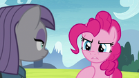 """Pinkie Pie """"a party with your own sister!"""" S8E3"""
