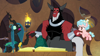"""Queen Chrysalis """"alone once more"""" S9E24"""