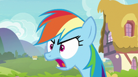 """Rainbow Dash """"don't even get me started"""" S8E17"""