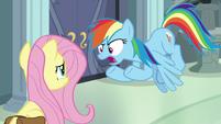"""Rainbow Dash """"is Dr. Caballeron!"""" S9E21"""