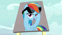 """Rainbow Dash """"it gives me the courage to fail"""" S7E14"""