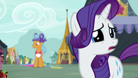 """Rarity """"there's not a moment to lose"""" S8E18"""