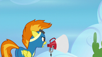 """Spitfire """"tighter, Crash, get in there!"""" S6E7"""