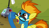Spitfire cannot believe it S2E22