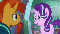 """Starlight """"Not become totally evil"""" S6E2"""