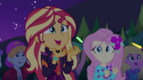 """Sunset Shimmer """"how awesome is it"""" CYOE12"""