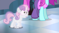"Sweetie Belle crying ""noooo!"" S4E19"