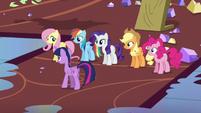 "Twilight ""we want to make sure Equestria"" S5E11"