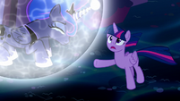 """Twilight """"you might just be the key to stopping all this"""" S5E13"""