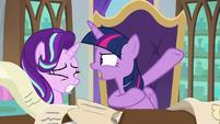 """Twilight Sparkle """"run a whole kingdom!"""" S9E1"""
