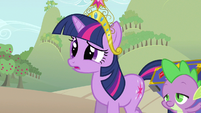 Twilight townspeople are furious S3E13