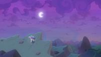 Celestia and Luna reach top of the mountain S9E13