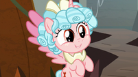 Cozy pleased by her allies' cooperation S9E24