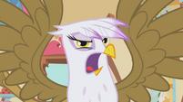 Gilda talks back to Rainbow Dash S1E05