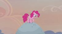 Pinkie Pie hears Limestone's voice S5E20