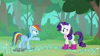 "Rainbow Dash ""seriously?"" S8E17"