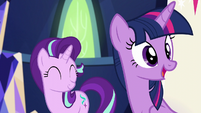 """Twilight """"we've come up with a spell"""" S6E12"""