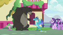Bear-Thorax and Ember face each other down S7E15