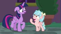 """Cozy Glow """"friendship is power!"""" S8E26"""