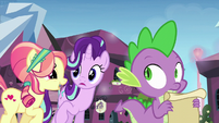 """Crystal Pony 1 """"Spike the Brave and Glorious"""" S6E1"""