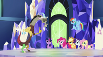 """Discord """"in the name of science"""" S5E22"""