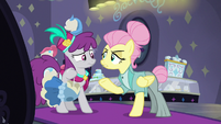 """Fluttershy """"that's what I would've said"""" S8E4"""