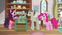 "Pinkie Pie ""whatcha doin'?"" S8E3"