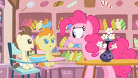 Pinkie Pie being serious S2E13