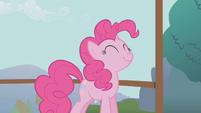 Pinkie Pie proud of herself S1E05