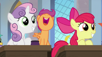 "Scootaloo ""and play buckball!"" S8E12"